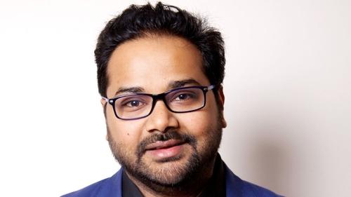 Real life 'slum dog millionaire', Ambarish Mitra, creates one of the UK's most successful start ups