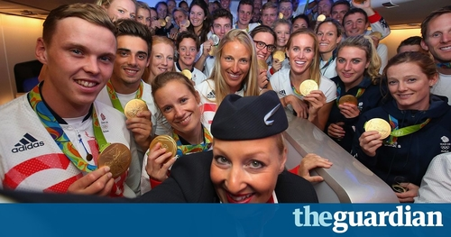As the triumphant Olympians return home, who should we really be celebrating?