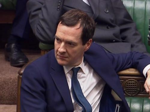 Osborne vs Gandhi: