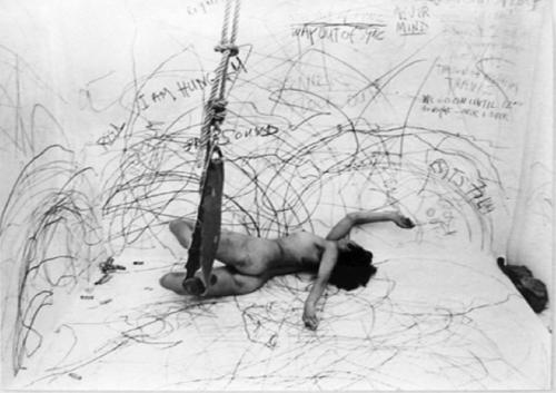 Artist Carolee Schneemann: beyond feminism