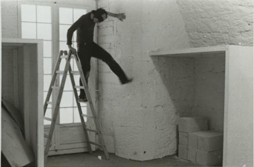 Vito Acconci – the body