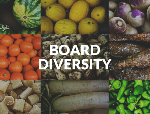 The need for more diversity on boards