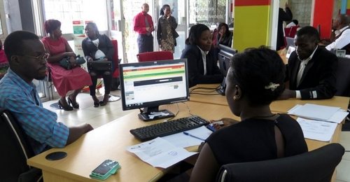 Influencing behaviour through tech in Uganda