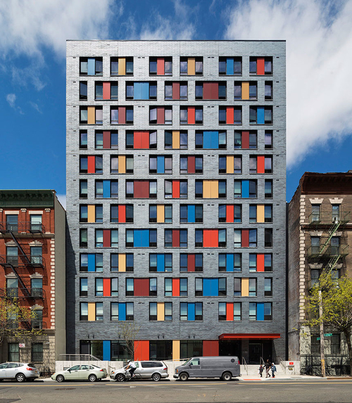 Lessons on treating the working poor with respect through architecture