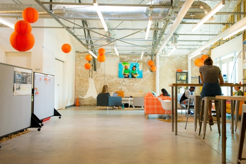 Incubators and Accelerators for social change