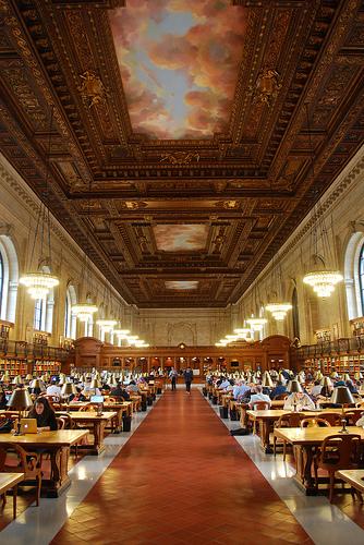 Making libraries great again
