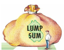 Considering lump sums - a Canadian perspective