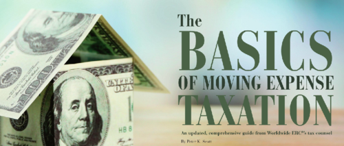 The basics of moving expense taxation (in the U.S.)