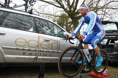 Win New Business by Partnering with a Race Team