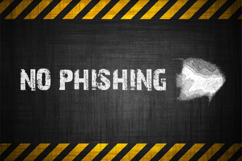 Are hackers phishing for your data?