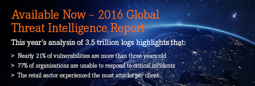 The 2016 Global Threat Intelligence Report is now available
