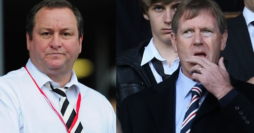 Ashley 0 - 1 King: Judge reins in Sports Direct
