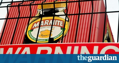 Marmite: who would have thought this would be a Brexit topic?