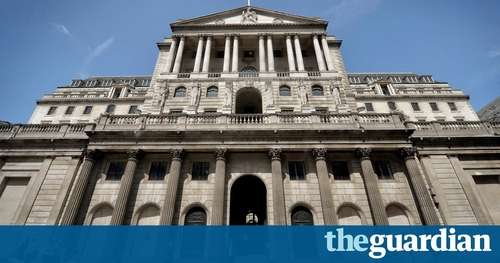 Bank of England limbo....How low can you go?
