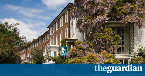 Brexit Jitters in the UK property market?