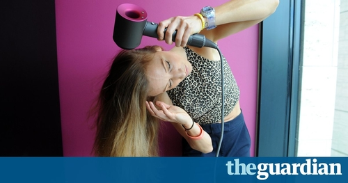 Dyson gets physical opening its first UK store today