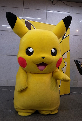And now for some light relief - could Pokemon Go really help your business?