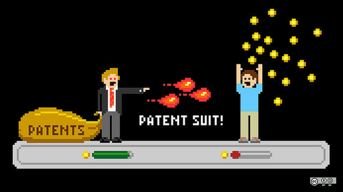 Patent Trolls still a Threat