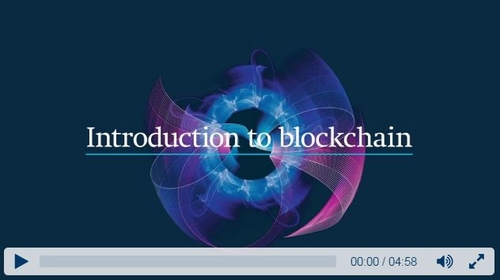 Blockchain in five minutes...