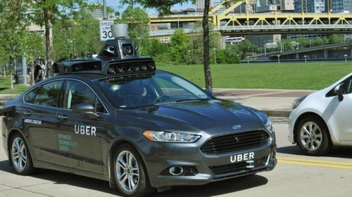 Uber - everyone's private driverless car?