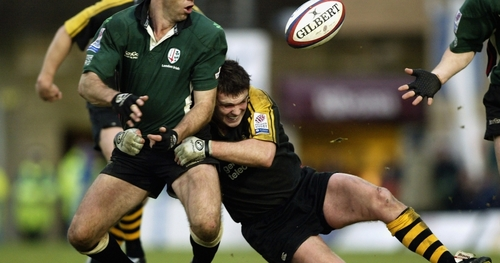 Positive news for London Irish supporters