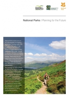 Call for more guidance constraining developments in National Parks