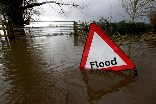 Who's liable for flood damages?