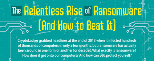Ransomware keeps growing - it's time to protect yourself.