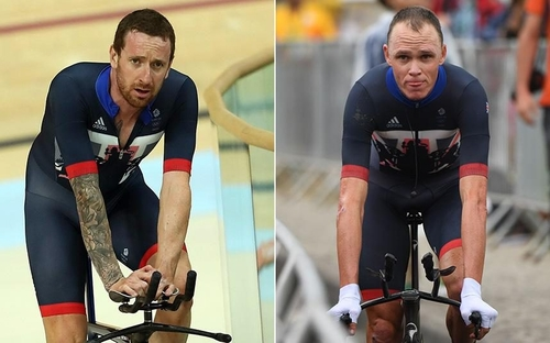 Hackers reveal drugs exemptions for Chris Froome, Sir Bradley Wiggins and more.