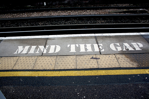 GDPR for the UK - Mind the Gap!