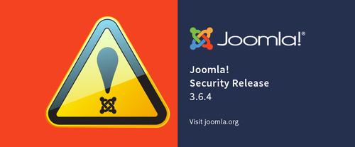 Important Joomla Update - Release v3.6.4