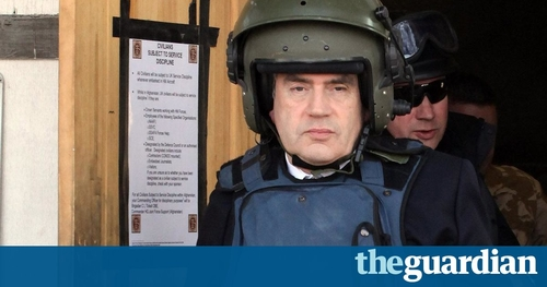 Britain's weirdest laws: carpet beating, MPs in armour and carrying ladders