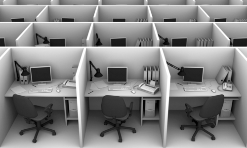 Giving People Control Over their Working Space can Improve Productivity by 30%