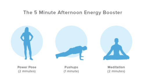 How to get an energy boost... without caffeine!