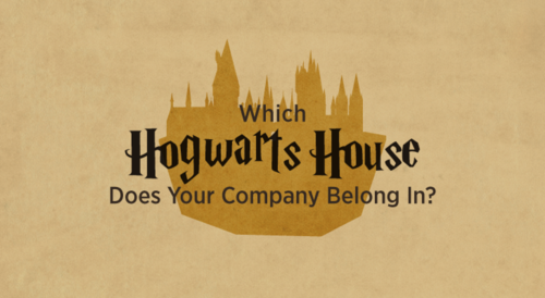Which Hogwarts House does your company belong to?
