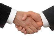 Wrong handshake will eliminate you as a candidate