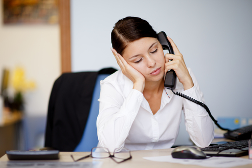 Reasons why you should hang-up when a headhunter calls