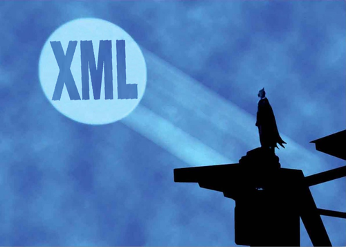 Is XML the DUA data saviour or bordereaux in disguise?