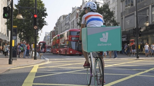 Deliveroo:  the gig economy model challenged again