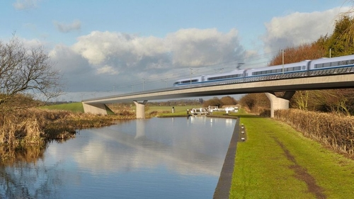 New transport secretary says he does not intend to scrap HS2