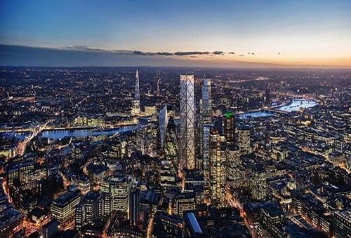 72-storey tower in London given the go-ahead