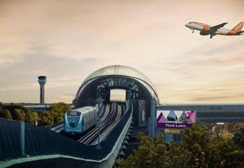 London Luton Airport expansion plans announced