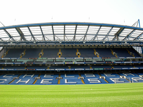 Stadium revamps for Tottenham and Chelsea