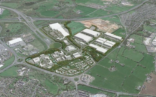 160-acre Cuerden site is potential location for the 3rd Ikea store in North West