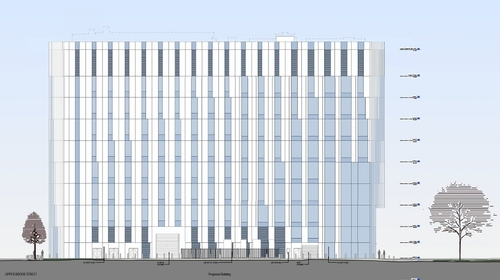 £235m building to be constructed by the University of Manchester