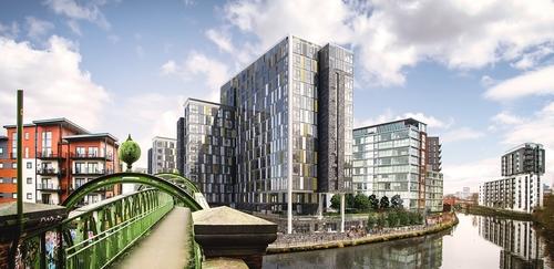 McGoff secure £39.9m development finance