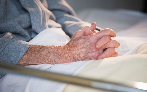 Almost half of all older people in care homes are depressed and think condition is a 'normal part of