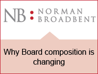 Changing Face Of Board Leaders