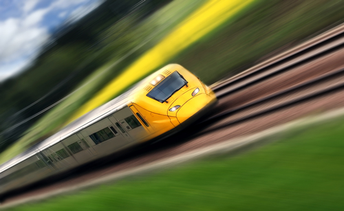 High Speed investment and the impact on the UK