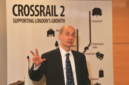 Is there a good reason to delay Crossrail 2?